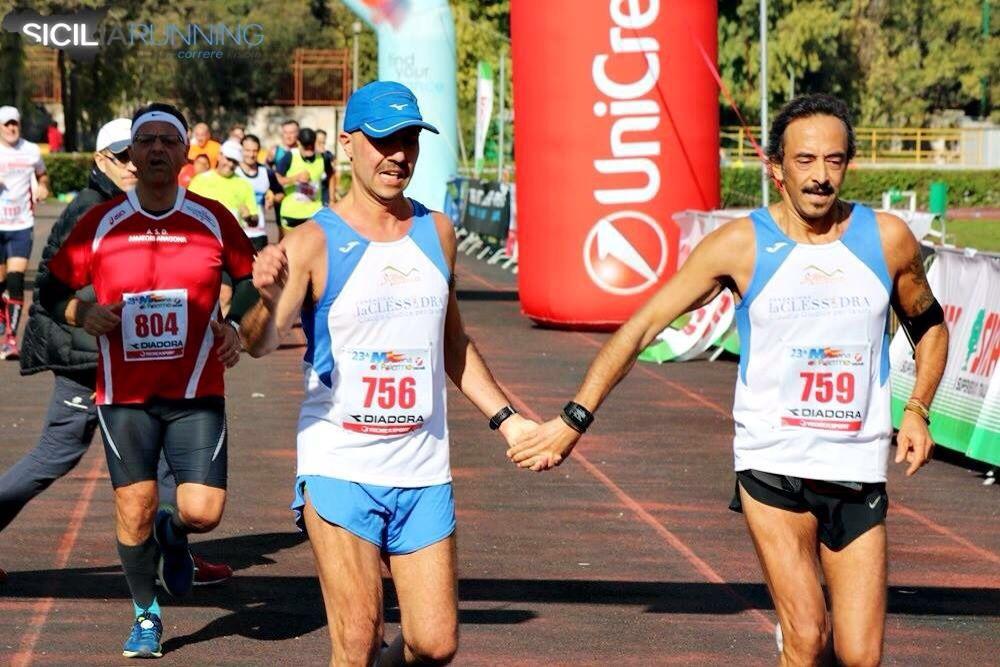 La Clessidra alla Maratona di Palermo, 18-19 Novembre